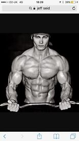 Fitness and bodybuilding supps