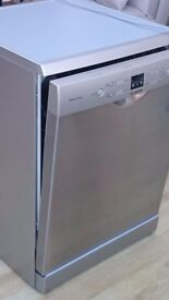 BOSCH DISHWASHER - Silver Edition
