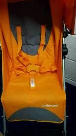Mothercare nanu in orange