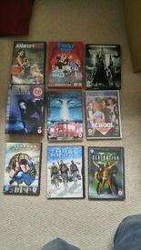 dvds all for £20
