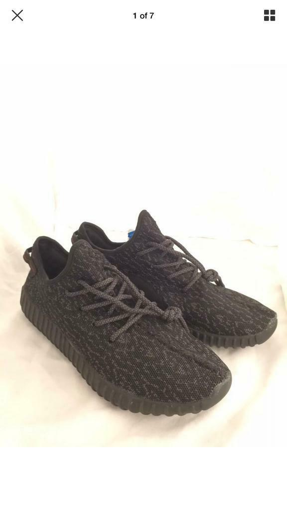Adidas Yeezy Boost Pirate Black | in Heathrow, London | Gumtree