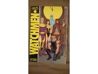 Watchmen graphic novel