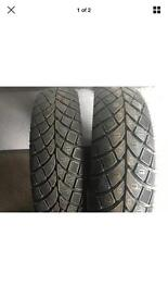 """17"""" motorcycle tyre"""