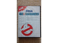 Ghostbusters Master System Game