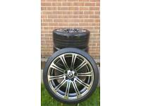 GENUINE BMW M3 E90 E92 E93 19INCH ALLOYS | 220M ALLOY WHEELS |*READ DESCRIPTION*