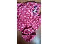 NEW Mickey Mouse Baby Girl Pink Jacket Coat 2-3 years