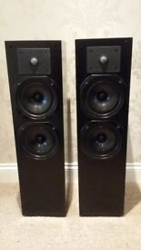 Monitor Audio MA14 Speakers in superb condition