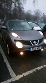 Nissan juke ascenta sport