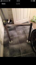 Ikea desk leg