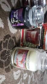 Yankee candle bundle