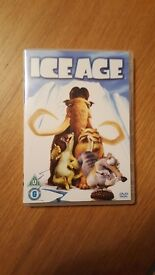 Set of 5 animated DVD'S