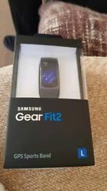 Samsung gear fit 2 watch