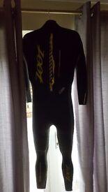 Zoot triathlon wet suit