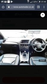 Audi Q5, low miles,2 years warranty, new clutch, Full Service