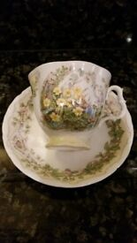 Brambly Hedge Cup & Saucer