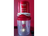 Tefal MiniPro Multi-Function Chopper Blender Mixer - 500 Watt