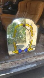 Classis style mirror from late 60s