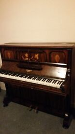 Piano Free - buyer to collect