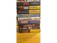 9 Sega games Mega Drive