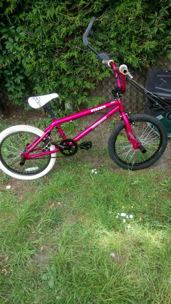 Bmx bike mongoose subject ex connectionin Dagenham, LondonGumtree - Bmx bike good working order excellent condition mongoose subject
