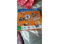 Nab it family game