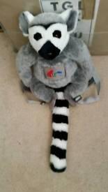 Monkey world teddy bear bag fashion