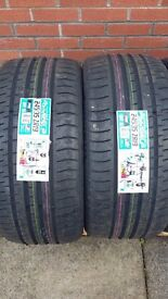 "2 X 19"" BRAND NEW 245/35R19 ACCELERA ALL SEASON TYRES (FREE MOBILE FITTING) 245 35 19 BMW 5"