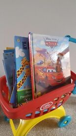 Bundle of lovely kids books age 1 to approx 3.