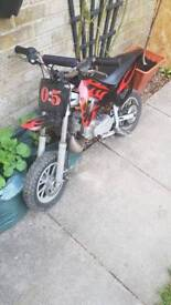 MK 1 Pocket Bike