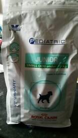 Royal canin pediatric dog food