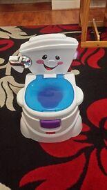 Fisher price potty training