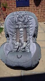 Mothercare universal car seat
