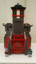 Playmobil fort castle