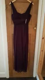 Ladies evening dress Size 10