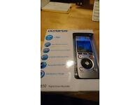 Olypmpus DM-650 Digital Vioce Recorder Dictaphone