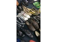 **GRADE A** Second Hand Mixed Shoes Wholsale in big quantity MIXED UK QUALITY UK BRANDS