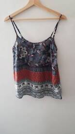 New Look top size 8