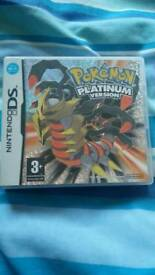 Pokémon Platinum (NA)