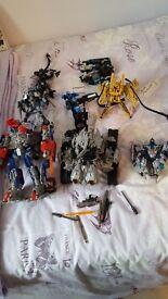 Transformers ROTF toys