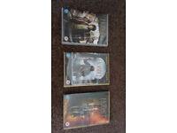 3 Hobbit DVD Films £5