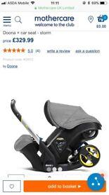 Doona car seat / buggy
