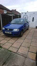 Vw,Volkswagon polo 1.0 hundreds spent