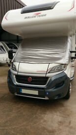 TAYLORMADE LONGLINE INSULATED SCREEN COVER FOR FIAT DUCATO 2011 ONWARDS INCLUDING BAG
