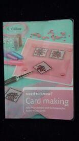4 Cardmaking books