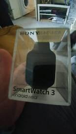 Sony smart watch 3 plus 2yr warranty