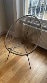 Garden/indoor chair
