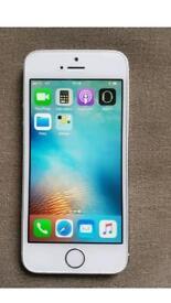 White I phone 5s