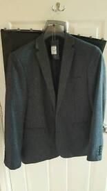 Designer men's blazer