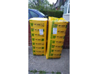 2x 100mm Isover Cavity Insulation