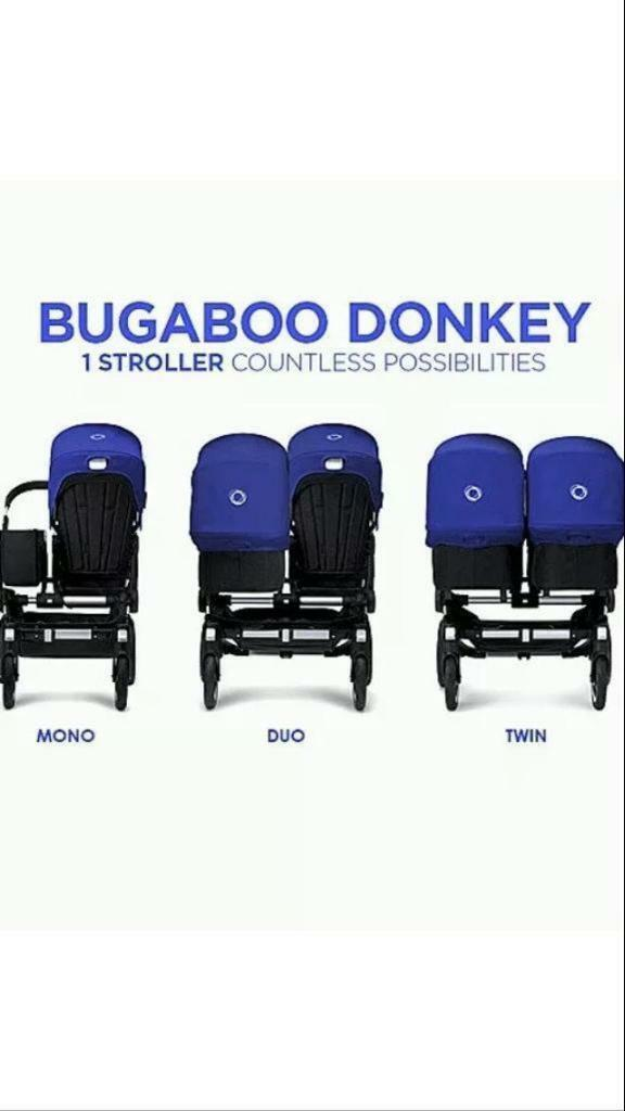 Bugaboo Donkey duo/twin/mono SOLD